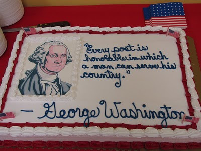 George Washington Birthday Party & Candidate Meet-and-Greet