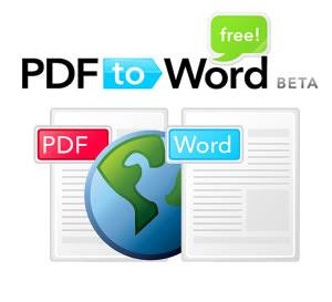 Free online Word to PDF converter converts Microsoft Word to Adobe Acrobat PDF