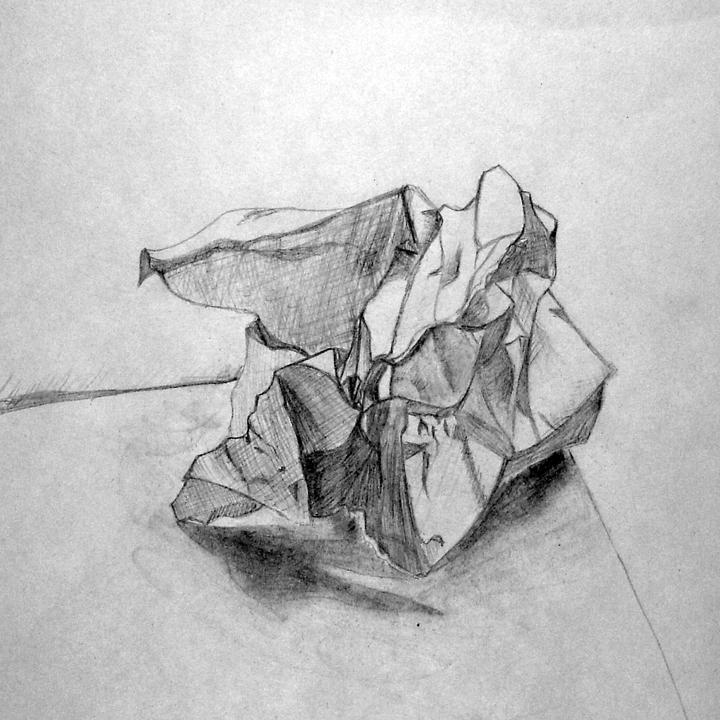Blick White Sulphite Drawing Paper