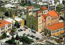 Πλατεία της Μητρόπολης Αλεξανδρούπολης