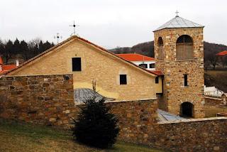 Ιερά Μονή Παναγιάς Πορταΐτισσας Κορνοφωλιάς