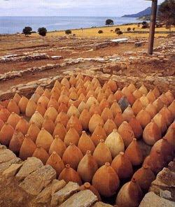 Αρχαιολογικός χώρος Ζώνης - Μεσημβρίας
