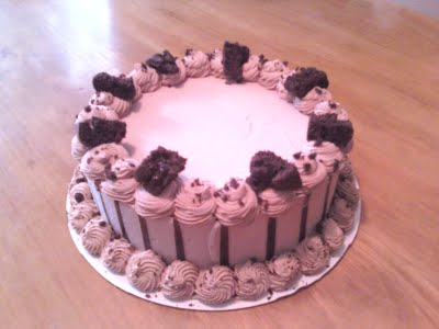 Ice Cream Cake Cooking Images