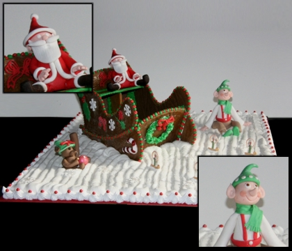 Christmas Cake All In One Recipie