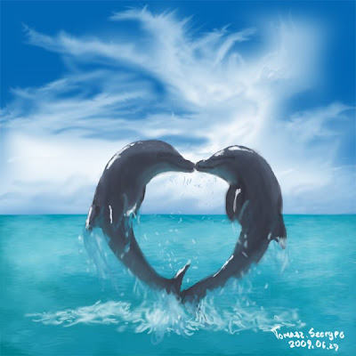 collectionphotos 2017: beautiful love dolphins images 2013 ...