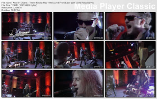 Alice In Chains - Them Bones (Live From Later With Jools Holland)