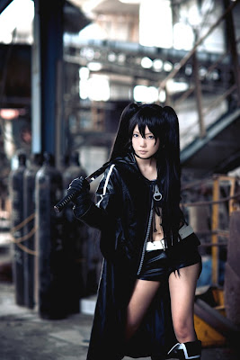 Lucencity: Yomi und Black Rock Shooter Cosplay