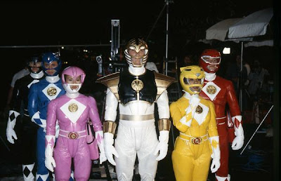 Henshin Grid: Behind the Scenes: Mighty Morphin Power ...