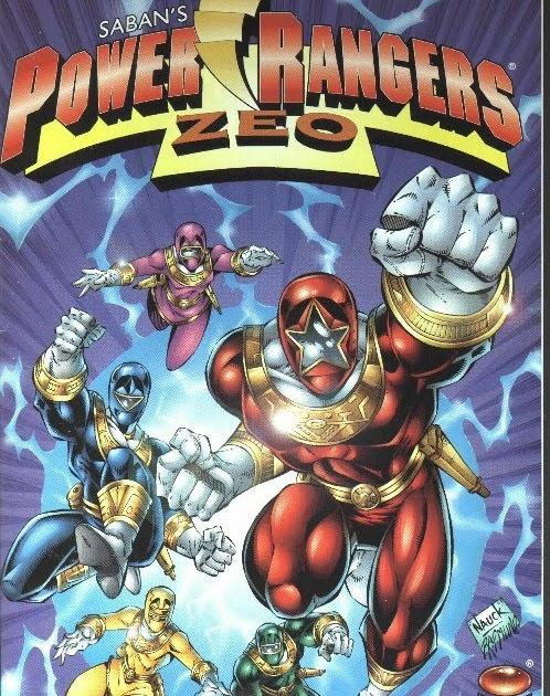 powers rangers comic porn