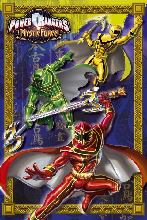 Henshin Grid Power Ranger Promotional Drawings