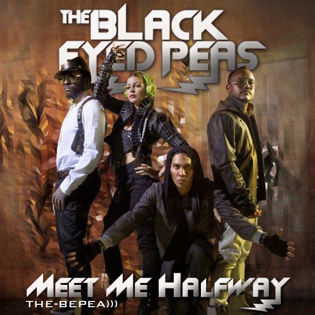 Cover World Mania Black Eyed Peasmeet Me Halfway Fan