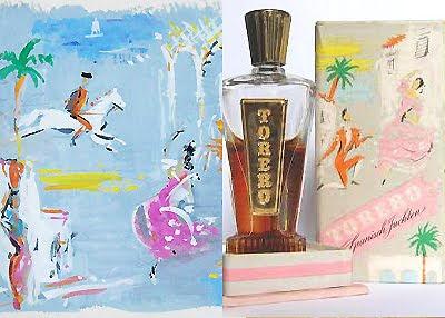 Sorcery Of Scent Helga Tiemann German Perfume Advertising Art Of