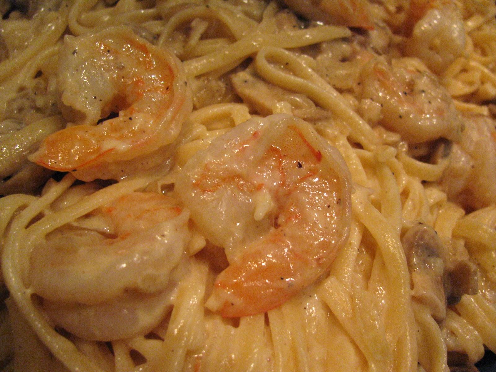 Rita S Recipes Shrimp Alfredo