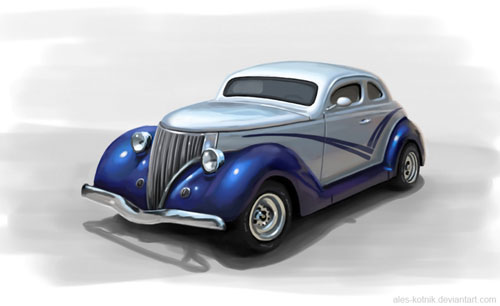 LOANS ON ANTIQUE CARS