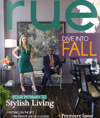 rue magazine nueva revista de diseo
