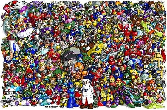 Play Mega Man Online For Free 88