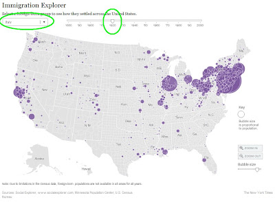 Nyc Map Gis.Gis Highered Immigrant Population Map In The New York Times