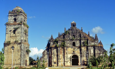 Paoay Church by sergiopigo