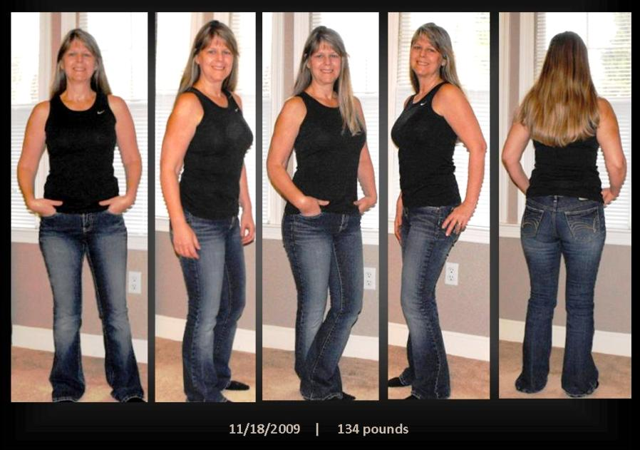 Two months to lose 20 pounds