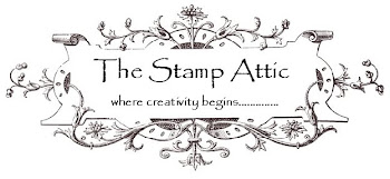 Past Design Team Member For The Stamp Attic