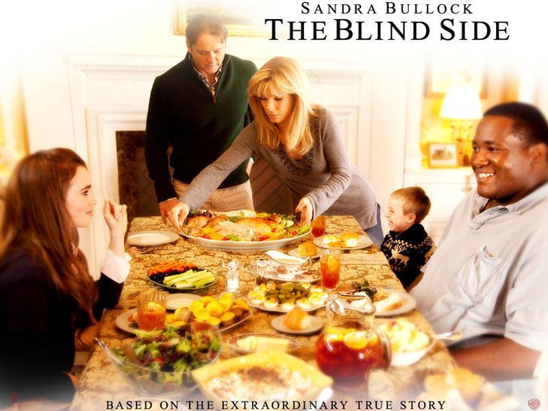 LIFE : Education for All: The Blind Side