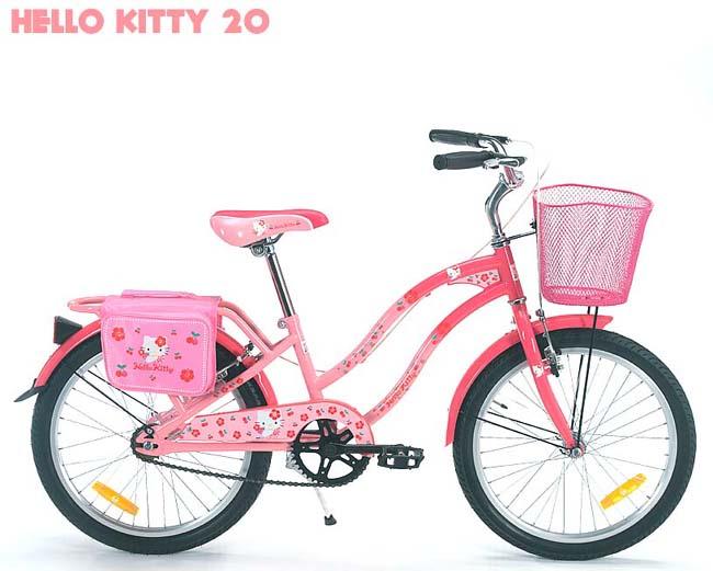 Hello Kitty Point Sport Bici Di Hello Kitty