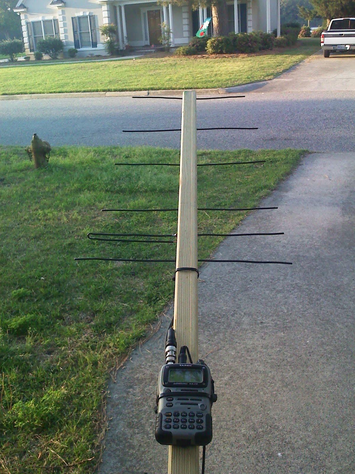 Diy 70cm antenna