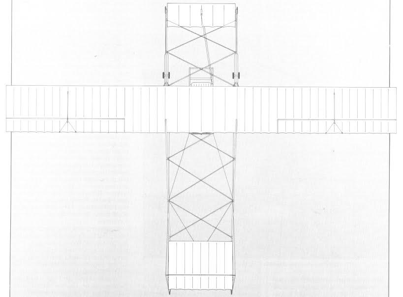 aviacion sobre espa u00d1a  aviones 1   henry farman militar modelo 1910