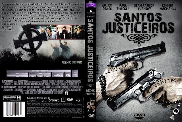 Resultado de imagem para Filme Santos Justiceiros