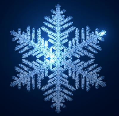supaya kebohongan menjadi kenyataan Salju