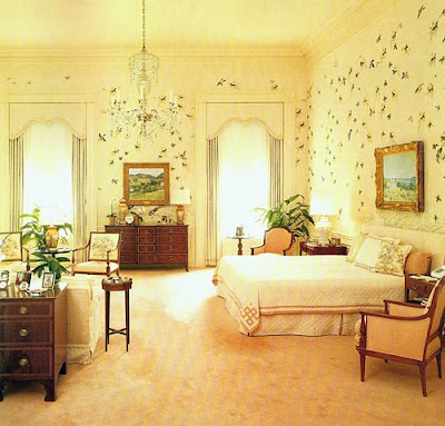 Simply Beautiful White House Interior Decor History