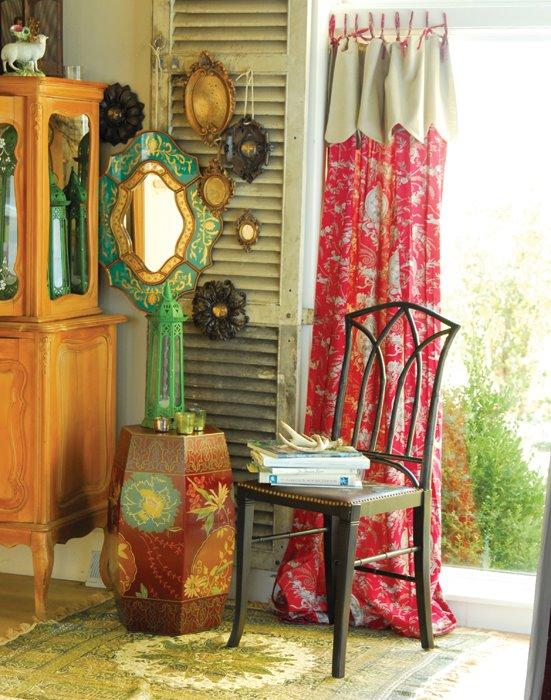 villa anna the beautifully bohemian interiors of tracy porter. Black Bedroom Furniture Sets. Home Design Ideas