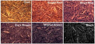 Best mulch color option