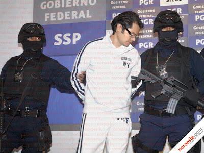 La Noticia de Chihuahua: Fotos de la detencion de ' Vicente