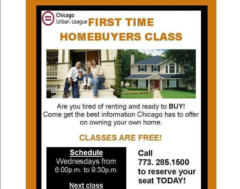 The Sixth Ward: First Time Homebuyers Class