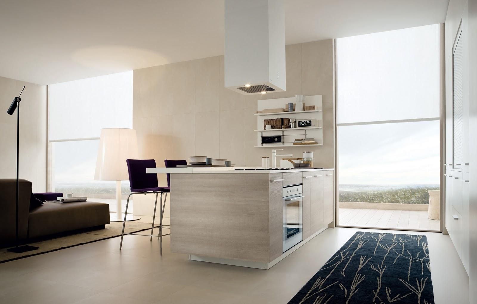 Adventurous design quest my planet kitchen from varenna for Cucine da design