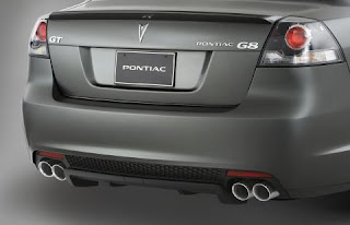 Tamerlane's Thoughts: Pontiac G8 GT/Holden Commodore SS
