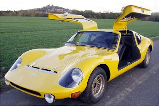 Melkus Rs 1000 East Germany S Supercar