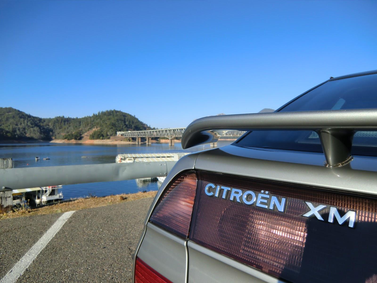 Portland Car Dealerships >> Tamerlane's Thoughts: Road trip in a Citroen XM