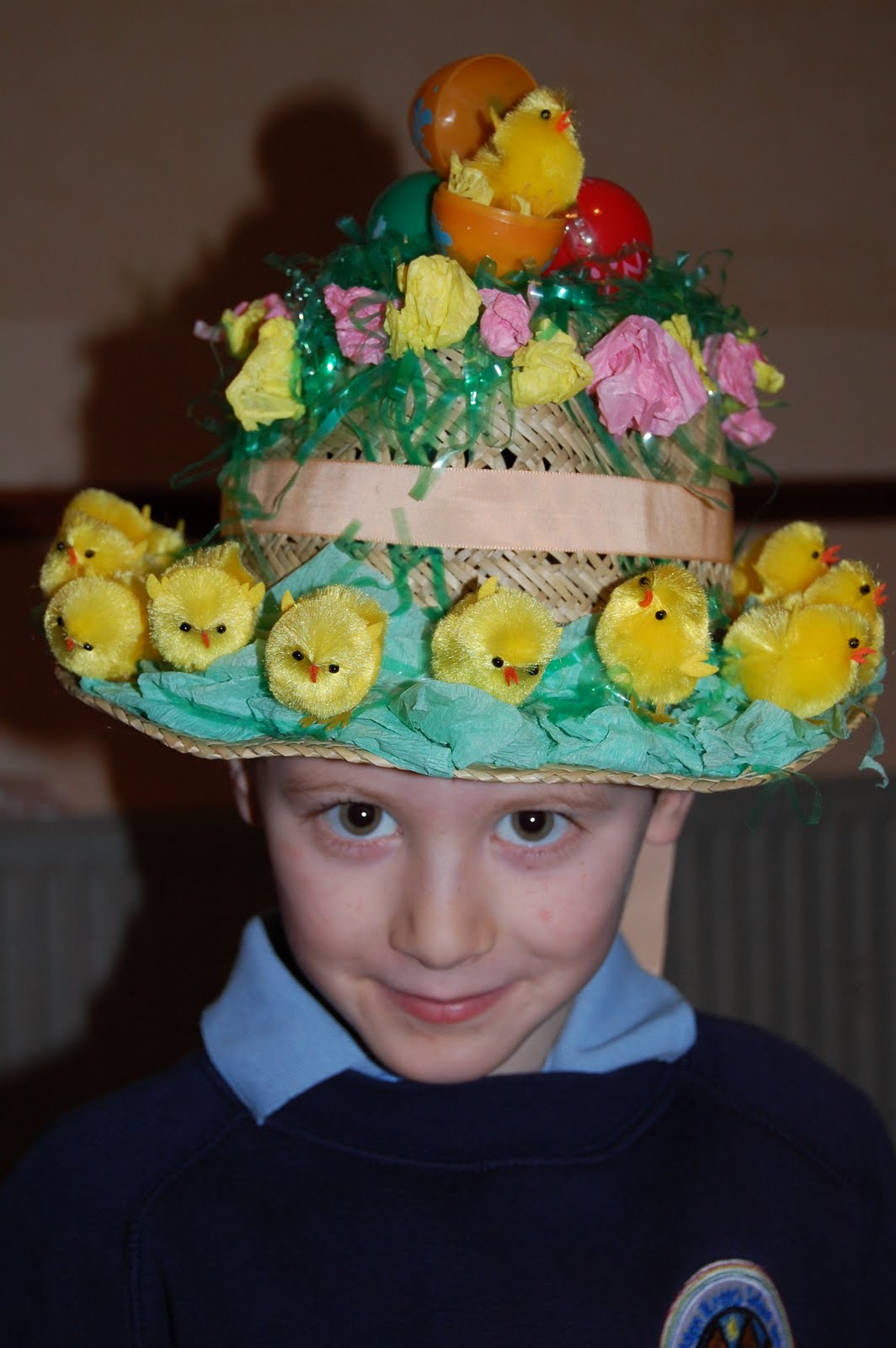 Easter Bonnet Boys