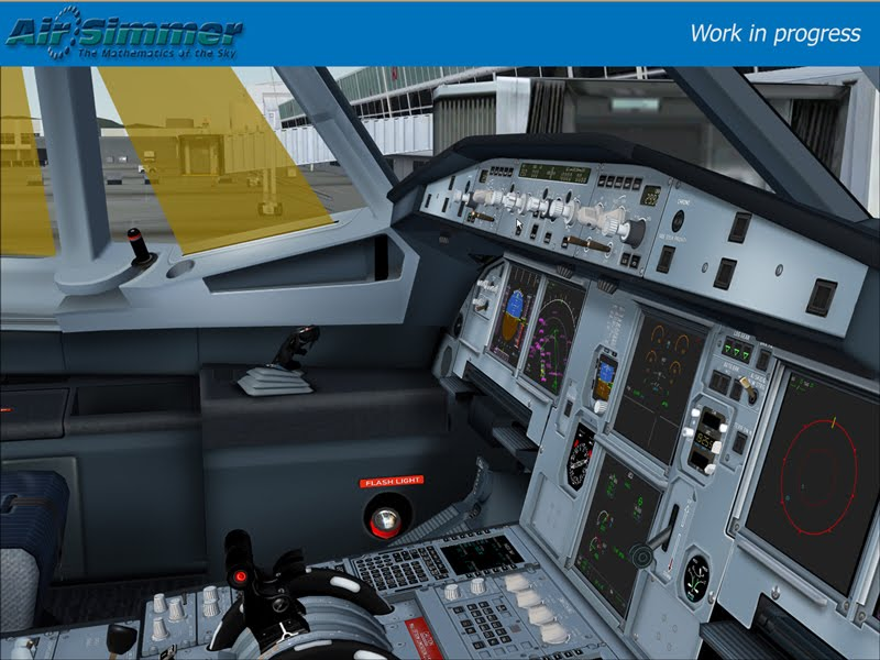 How to turn on fmc fslabs a320