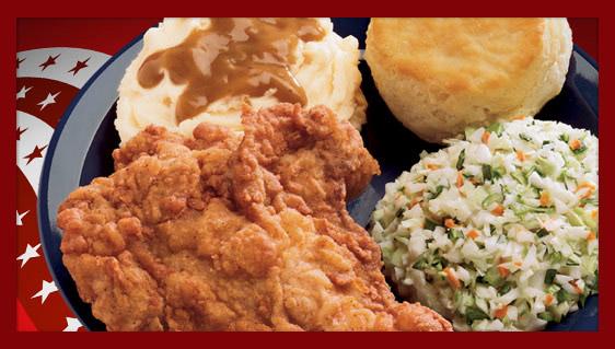Kentucky Fried Chicken Meal: KENTUCKY FRIED CHICKEN MENU: Variety Big Box Meal