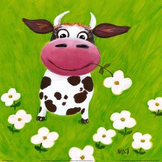 Η ΞΑΝΘΙΑ  Η καλή μας αγελάδα.......!! 89a919cb863
