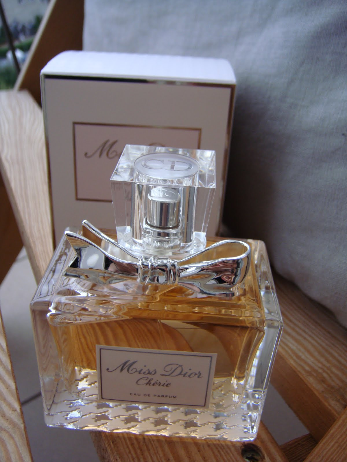 Early Birthday Present For Myself Miss Dior Cherie Perfume