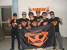 orange boys persija