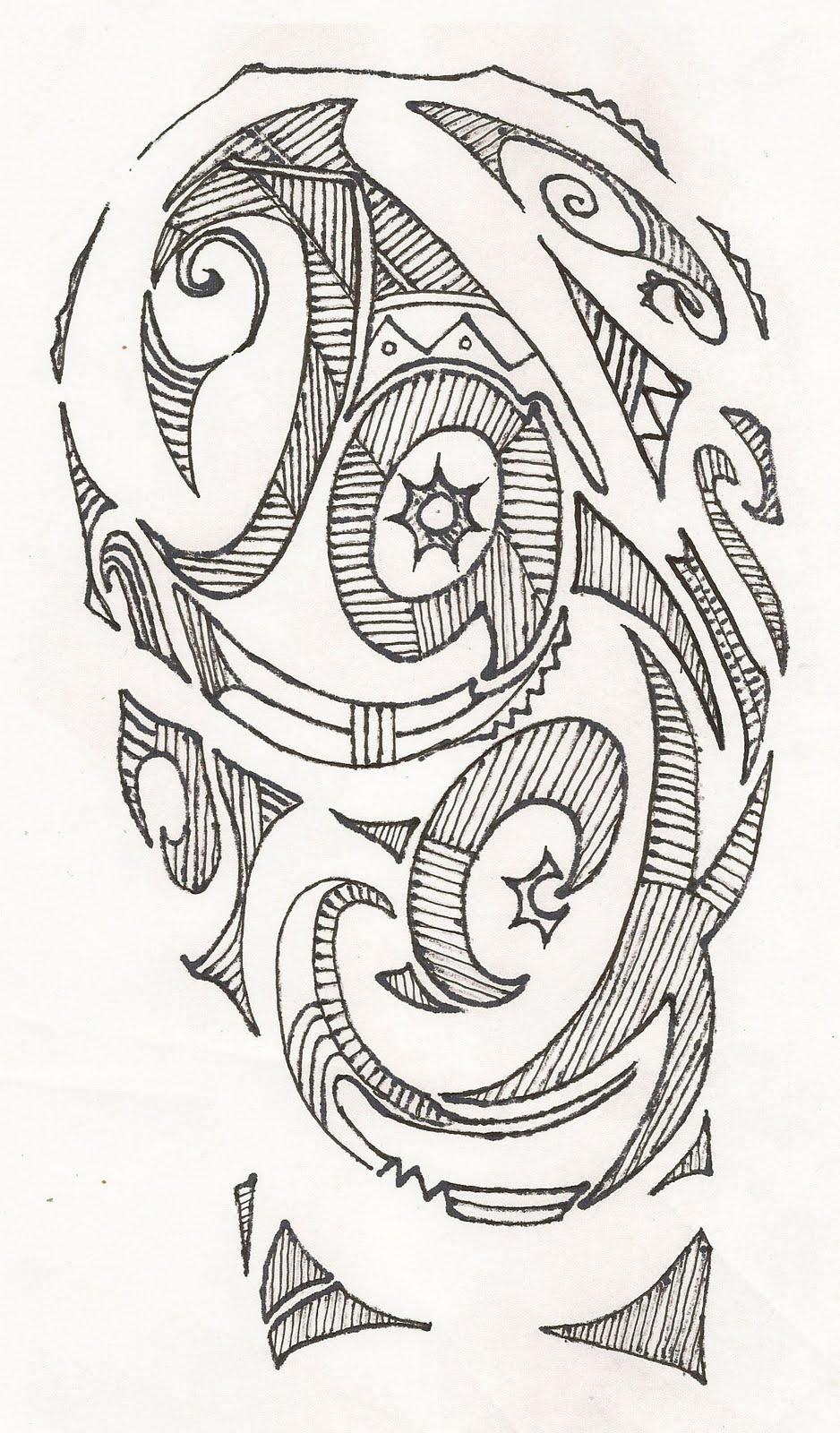 tattoo template3
