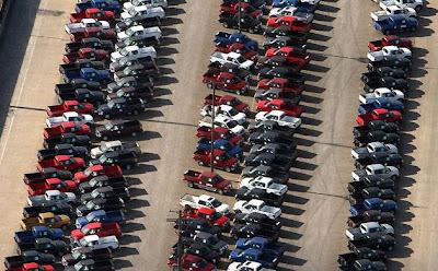 Satılamayan araçlar - Ford
