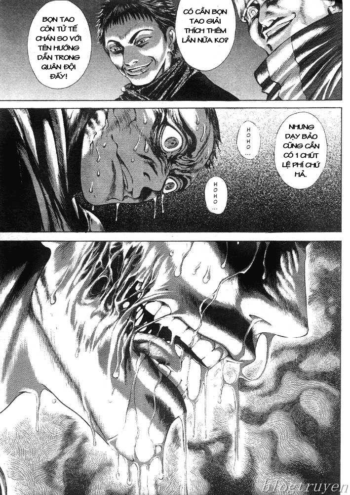 Zombie hunter chap 16 trang 11