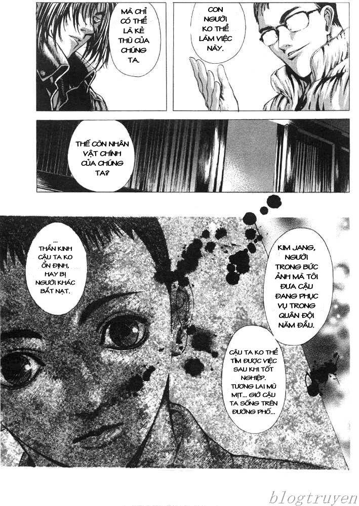 Zombie hunter chap 16 trang 13