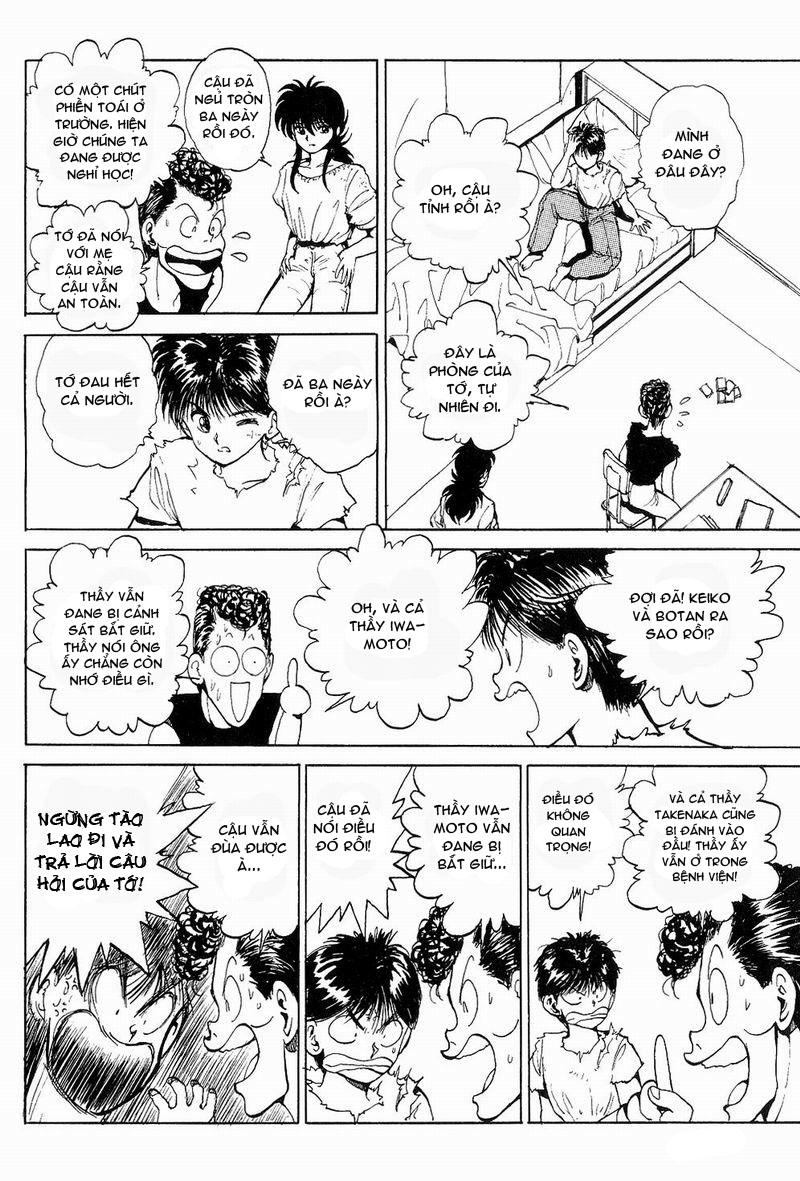 Hành trình của Uduchi chap 044: phương sách cuối cùng trang 14